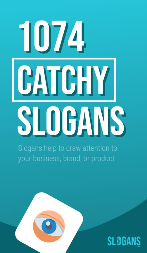 catchy slogans taglines – thumb