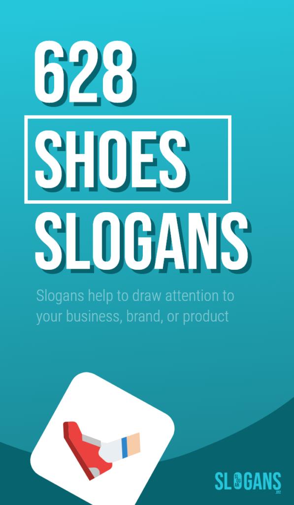 shoes slogans taglines – thumb