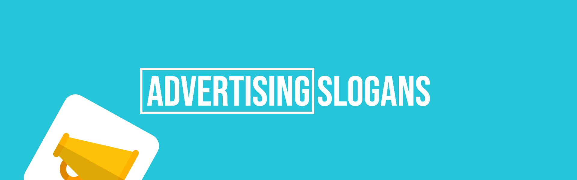 advertising slogans taglines