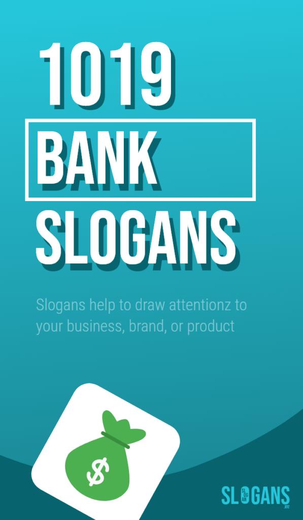 bank slogans taglines – thumb