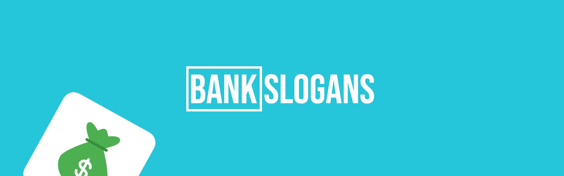 bank slogans taglines