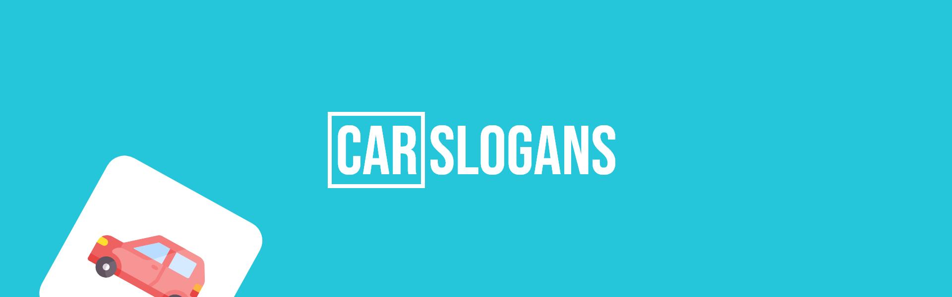 car slogans taglines