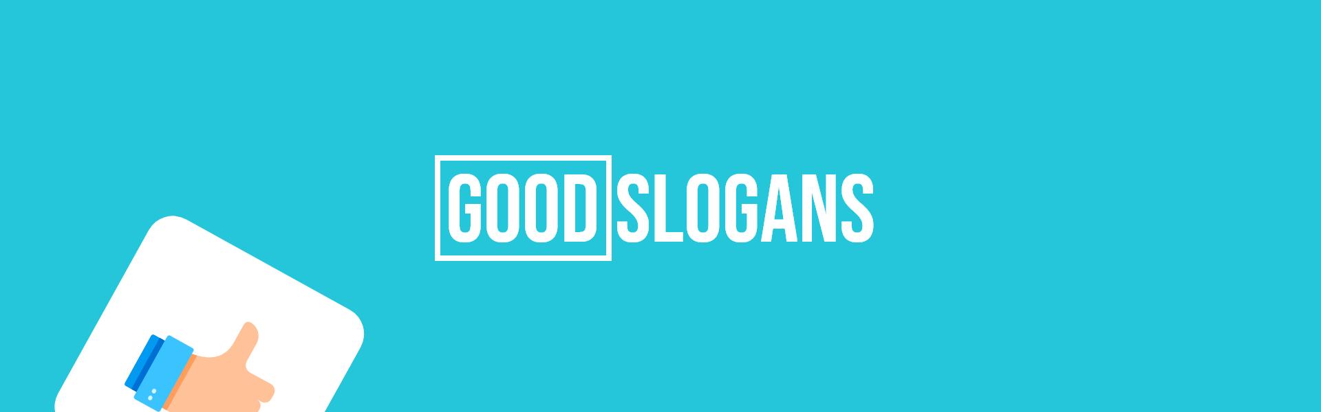 good slogans taglines
