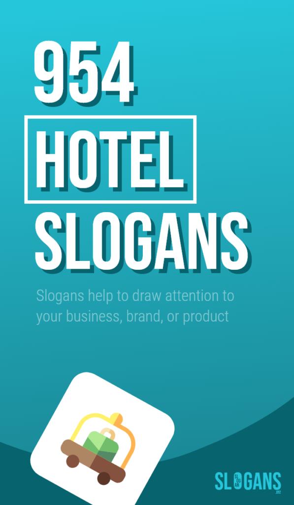 hotel slogans taglines – thumb