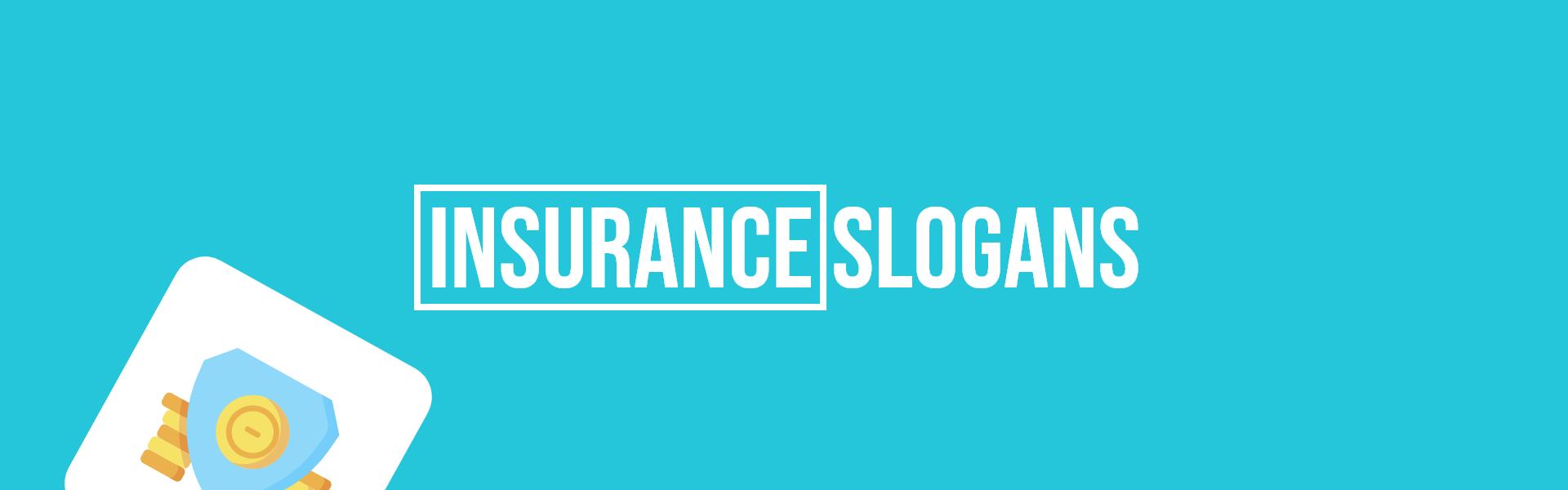 insurance slogans taglines