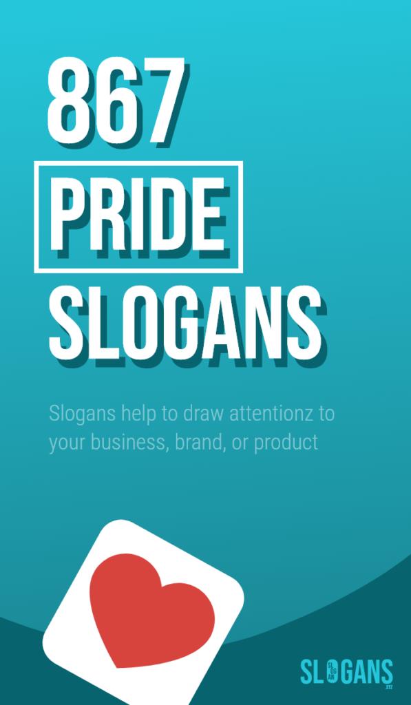 pride slogans taglines – thumb