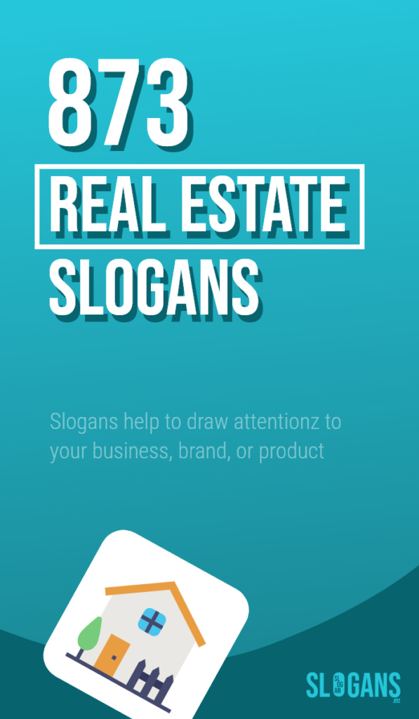 real estate slogans taglines – thumb