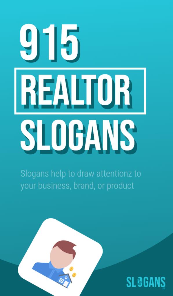 realtor slogans taglines – thumb