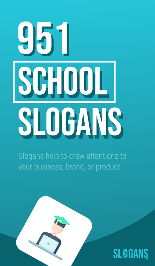 school slogans taglines – thumb