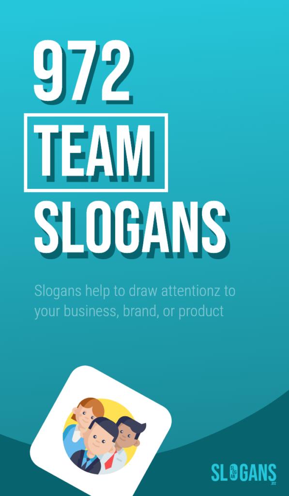 team slogans taglines – thumb