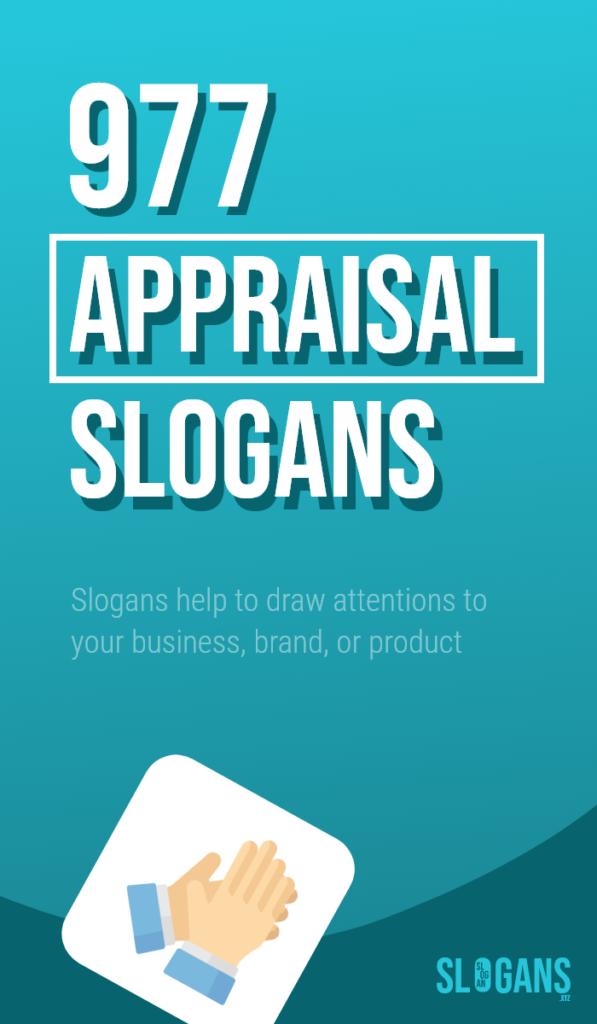 performance appraisal slogans taglines – thumb