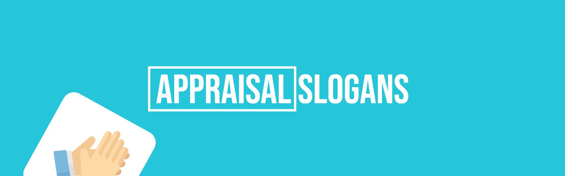 performance appraisal slogans taglines